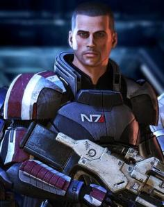 Commander Shepard - The Prince