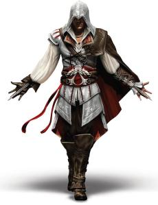 Ezio Auditore - The Warrior