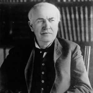 Thomas Edison - The Merchant